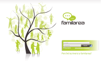 FamilArea - website