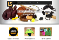 Idea Sport - website
